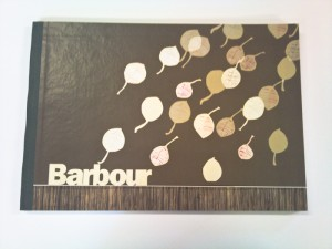 Barbour bound book - two