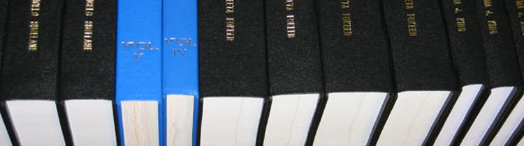 Bespoke Bookbinding