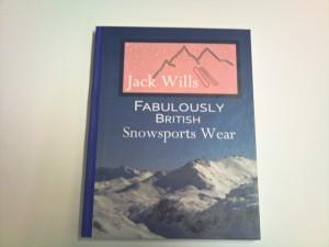 Sportswear book bound