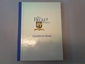 The Becket School - Bound Book